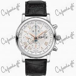 Montblanc Star Roman UTC Chronograph Automatic Mens Watch 113880