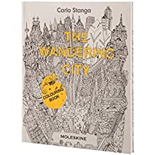 Wandering City: Colouring Book