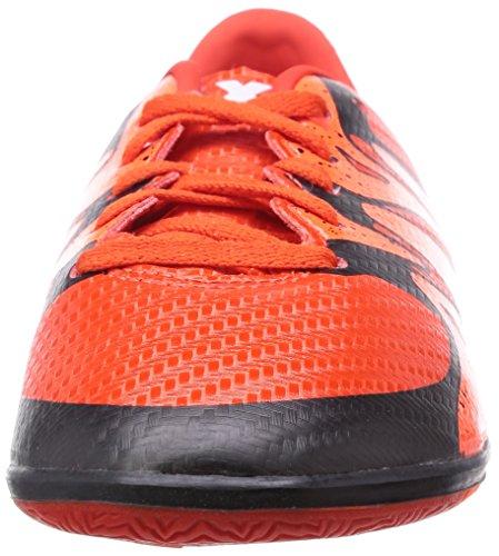 adidas Performance - X15.3 In, Scarpe da calcio Bambino Rosso (Rot (Bold Orange/Ftwr White/Solar Orange))