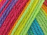 Stylecraft Merry Go Round Baby DK Knitting Yarn Rainbow 3142 - per 100g ball