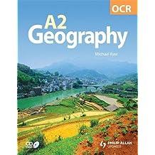 OCR A2 Geography Textbook (Eurostars)