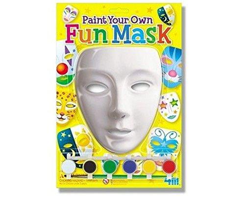 4m Paint Your eigene Maske - Eigene Maske Kit