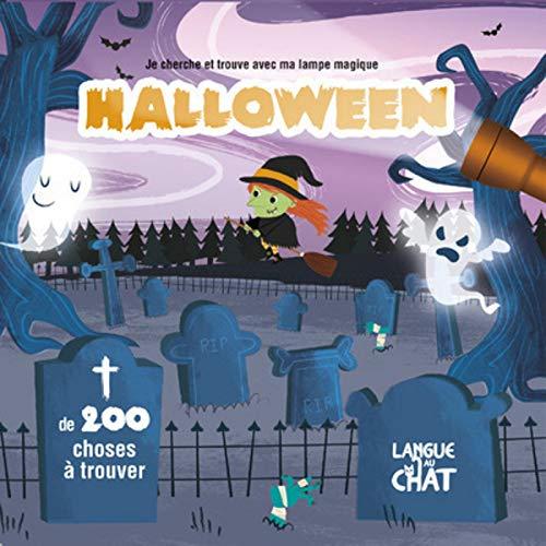 Halloween - Je cherche et trouve avec ma lampe magique (01)
