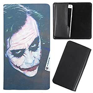 DooDa - For Karbonn A50 PU Leather Designer Fashionable Fancy Case Cover Pouch With Smooth Inner Velvet