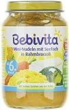 Bebivita Mini-Nudeln mit Seefisch in Rahmbroccoli - 2