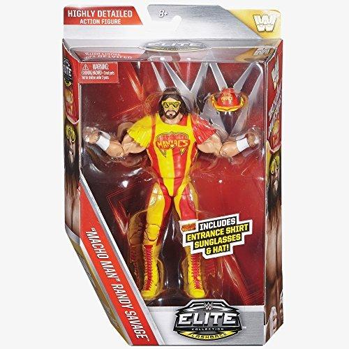 Preisvergleich Produktbild WWE Elite Series 44 Action Figure - Macho Man Randy Savage