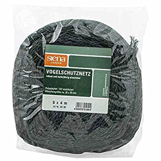 Gautzsch (FO) Star 17001150 Bird Protection Net Arosa 5 x 4 m Black/Green