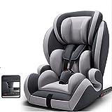L&Z Comfort up Kinderautositz 9 bis 36 Kg Ab Ca. 9 Monate bis Ca.12 Jahre Altautositz,Gray