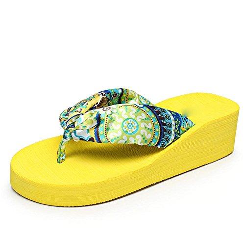 pengweiPattini da spiaggia Pantofole in raso per flip-flop 1