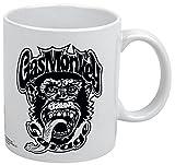 Gas Monkey Garage Blood, Sweat & Beers Mug white