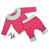Cuddledoo Monkey Print Top And Folded Style Pyjama Set (12-18 Months)