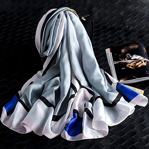 ck Long Style Wild Outdoor Dekoration Sonnenschirm Schal Schal Badetuch (Länge: 180cm, Verpackung von 1) (Farbe : G) (Jokers Wild Kostüme)