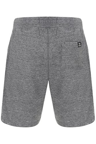 Tokyo Laundry Herren Shorts 'Beaverton' Longmore - asphalt grau