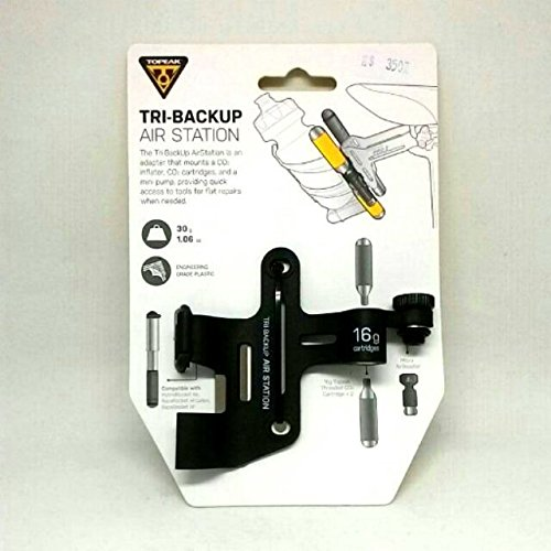 TOPEAK Tri-Backup Air Station Accesorios Bici Ciclismo