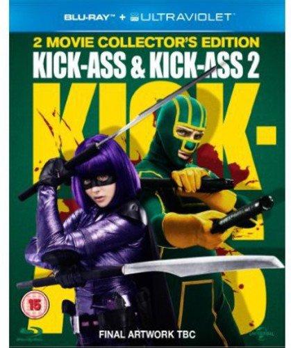 Bild von Kick-Ass & Kick-Ass 2 [Blu-ray] [Import]