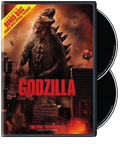 Godzilla (2-Disc Special Edition) (DVD) (2014) by Aaron Taylor-Johnson