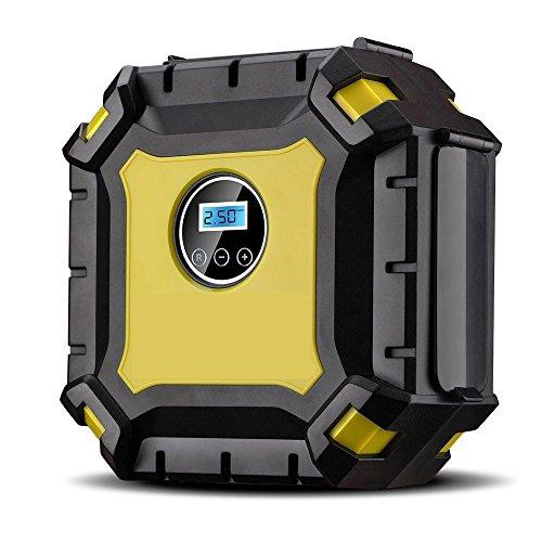 Preisvergleich Produktbild Mefe tragbar Auto Tire Kompressor Air Kompressor Pumpe 12 V DC Auto Air Kompressor tragbar für Auto,  Fahrrad,  Bike,  Motorrad,  Wohnmobil,  SUV,  ATV,  LKW,  Basketball