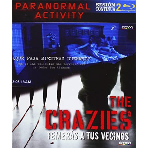 Pack: Paranormal Activity + The Crazies