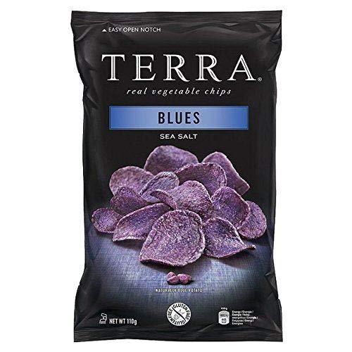 Terra | Blue Chips | 4 x 100g (DE) - Blue Chips Terra
