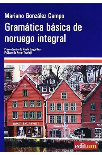 Gramática Básica De Noruego Integral