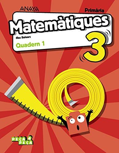 Matemàtiques 3 Quadern 1
