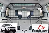 HUNDEGITTER FÜR LAND ROVER DISCOVERY 3&4 L319 (2004-2016) Hohe Qualität maßgeschneiderte Trenngitter (Guardsman Artikelnummer G1427)