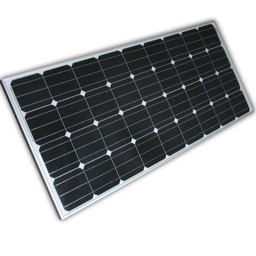 150Watt Solarpanel 12 Volt Monokristallin -