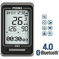 POSMA DB1 BLE4.0 computer per ciclismo supporto GPS di SmartPhone Integrazione per iPhone e Android
