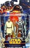 Hasbro General Grievous & Obi-Wan Kenobi Mission Series: Utapau MS08 Star Wars Saga Legends