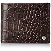 Hidesign Brown Men's Wallet (Hidesign Mens Wallet Altair W1SBRF Brown)