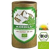 Maca fit Bio Moringa, 100 Kapseln