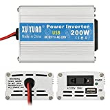 #7: Zorbes Xuyuan 12V to 220V 200W Car On Board Inverter Converter