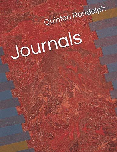 Journals por Quinton Randolph