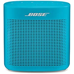 Enceinte Bluetooth Bose SoundLink Color II - Bleu