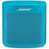 Bose SoundLink Color II 752195-0500 Bluetooth Speakers (Aquatic Blue)