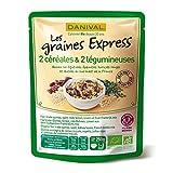 Danival les Graines Express 2 Céréales/2 Légumineuses 250 g