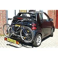 Porte-vélos Comfort deux vélos Smart Fortwo 451CABRIOLET