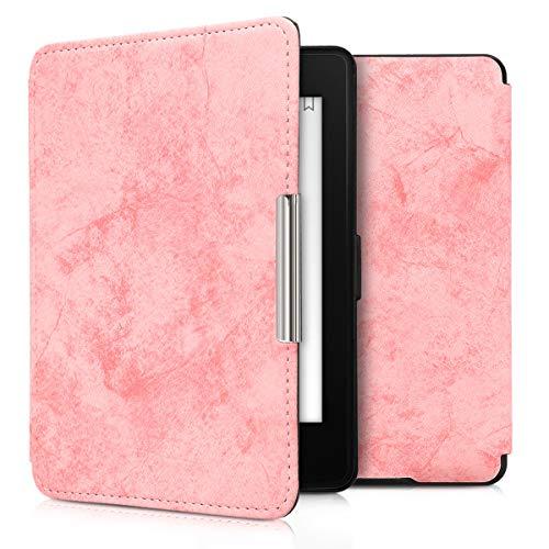 Preisvergleich Produktbild kwmobile Amazon Kindle Paperwhite Hülle - Kunstleder eReader Schutzhülle Cover Case für Amazon Kindle Paperwhite (für Modelle bis 2017)