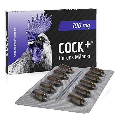 Cock+ - für schnelle Effekte bis zu 6 Stunden