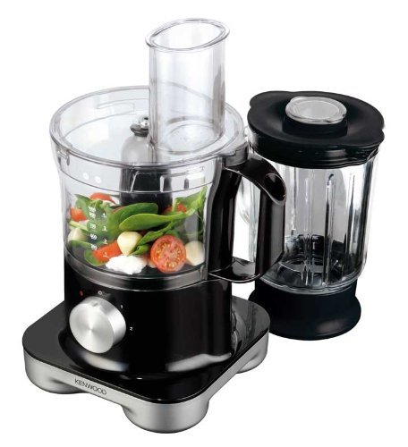 Kenwood FPM264 Food Processor – Black