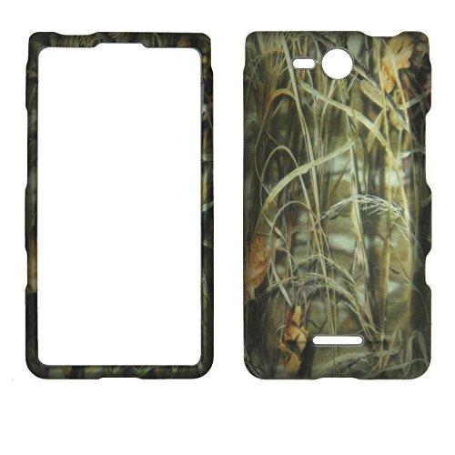 Sawgrass Camouflage LG Lucid 4G VS840(Verizon Wireless) Schutzhülle Hard Protector Handy Cover Schutzhülle zum Aufstecken Blenden (Cover Lg Lucid Handy Vs840 4g)