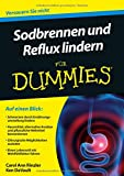 Sodbrennen und Reflux lindern für Dummies