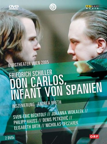 Don Carlos, Infant von Spanien (2 DVDs)