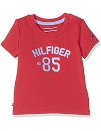 Tommy Hilfiger Hilfiger Cn Tee S/S, Camiseta para Bebés
