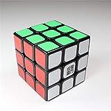 MoYu Yongjun Sulong 3x3x3 Speed Puzzle Magic Cube Black With a Cube Tripod MOYU Yongjun Sulong 3x3x3 velocidad Puzzle Magic Cube negro con un cubo trípode