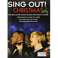 Sing Out! Christmas (Buch/Download Card)