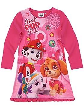 Paw Patrol Mädchen Nachthemd - pink
