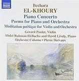 Klavierkonzert/Poems/Meditatio