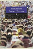 Historia del partido popular: del franquismo a la refundacion