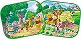 Bottari 21884 Universaler Sonnenschutz Disney Winnie Puuh für Seitenscheiben mit
